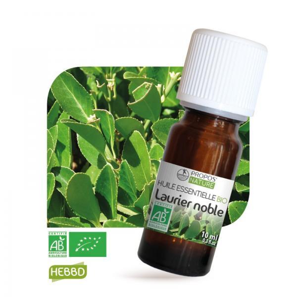 Huile essentielle de Laurier noble Bio 100% pure et naturelle-Propos'Nature