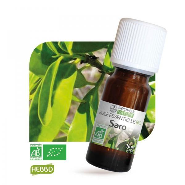 Huile essentielle de Saro Bio 100% pure et naturelle-Propos'Nature