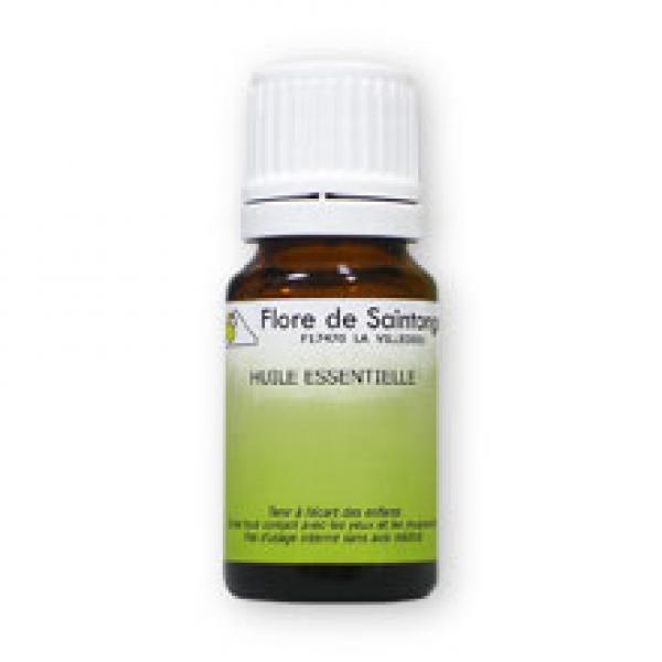 Huile Essentielle Géranium Rosat (Pelargonium Asperum/Plante)-Flore de Saintonge