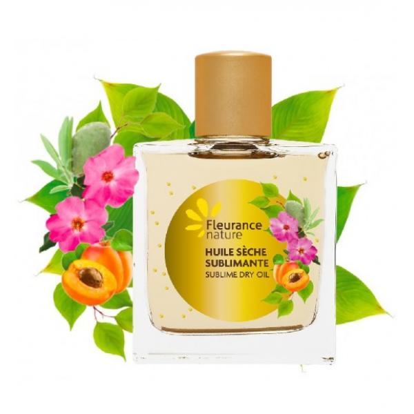 Huile sèche sublimatrice - Fleurance Nature