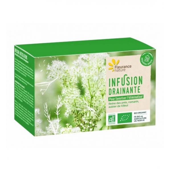Infusion drainante bio - Fleurance Nature
