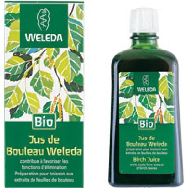 Jus de Bouleau Bio-Weleda