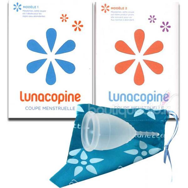 LunaCopine Coupe Menstruelle Modèle 1