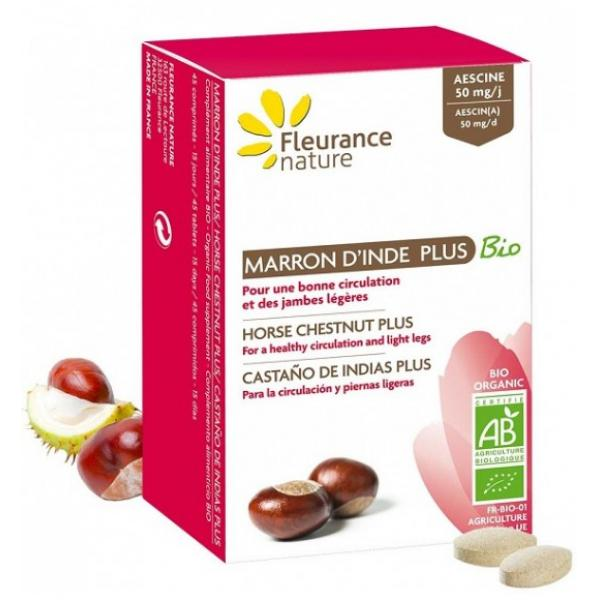 Marron d'Inde PLUS Bio - Fleurance Nature