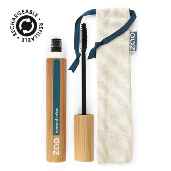 Mascara gainage & volume et sa recharge - Zao Make-Up