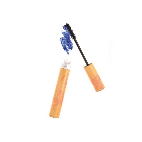 Mascara Naturel Volumateur Bleu n°74 -Couleur Caramel