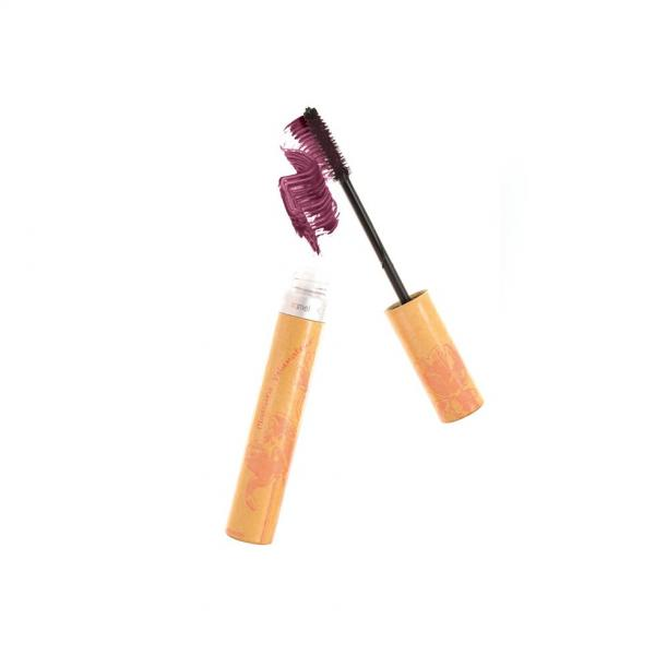Mascara Naturel Volumateur Prune n°72-Couleur Caramel