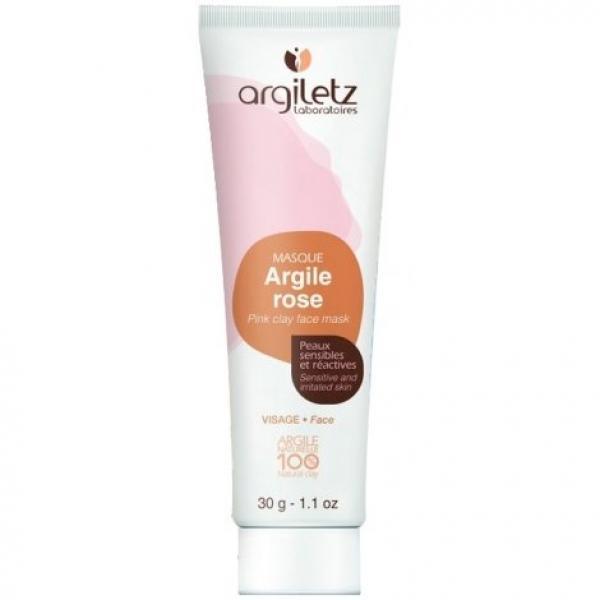 Masque Argile Rose