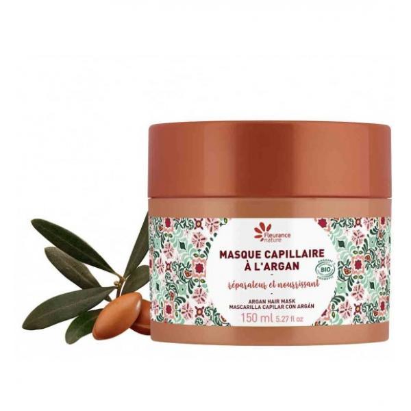 Masque capillaire à l'Argan - Fleurance Nature