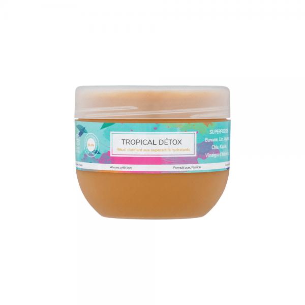 Masque Tropical Détox Soin 4 en 1 - Les Secrets de Loly
