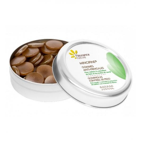 Mincifine® gommes anti-fringales - Fleurance Nature