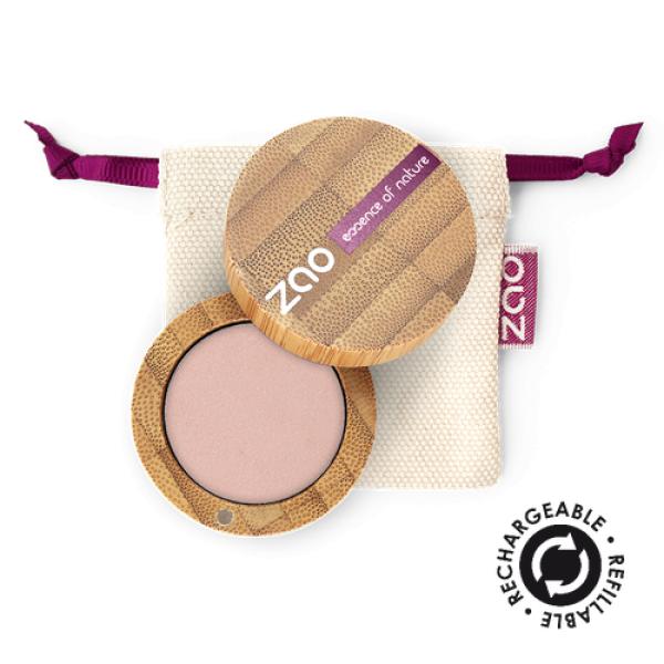 Ombres à paupières rondes et ses recharges - Zao Make-Up