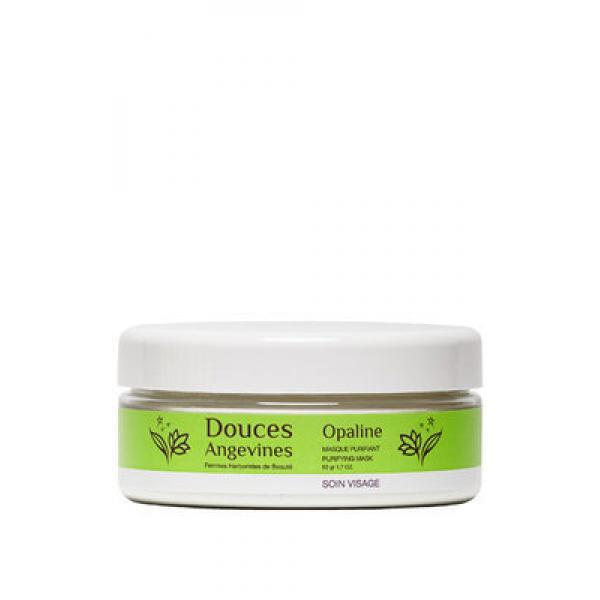 Opaline Masque visage poudre purifiant détoxifiant - Douces Angevines