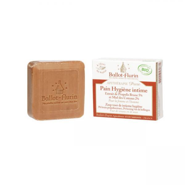Pain Hygiène Intime à la Propolis-Ballot Flurin