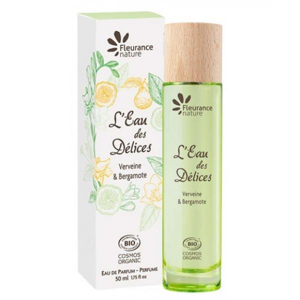 Parfum L'Eau des Délices Verveine & Bergamote - Fleurance Nature