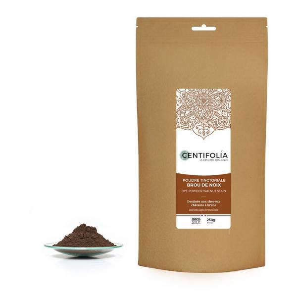 Poudre Brou de noix 100% pure - Centifolia
