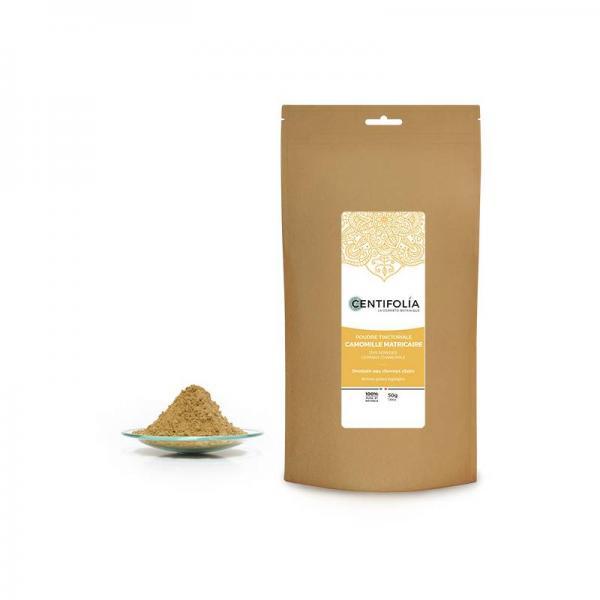 Poudre Camomille Matricaire 100% pure - Centifolia