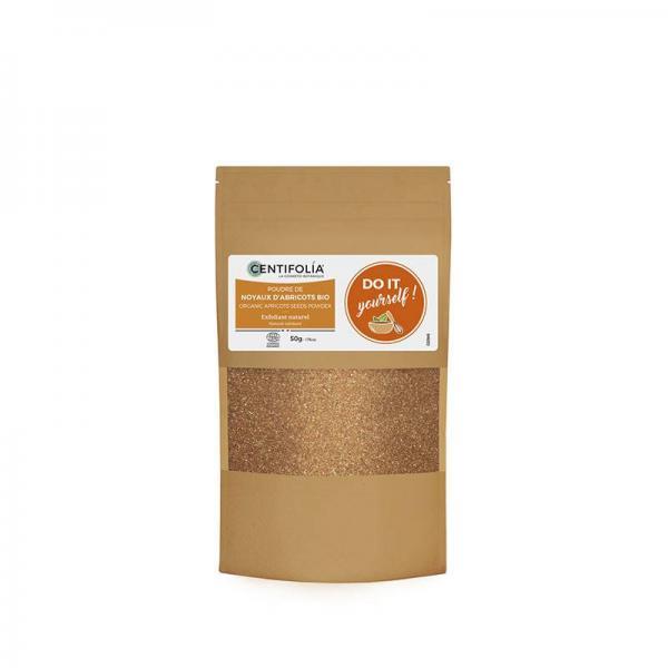 Poudre de noyau d'abricots bio - Centifolia