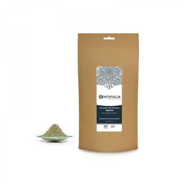 Poudre Indigo 100% pur - Centifolia
