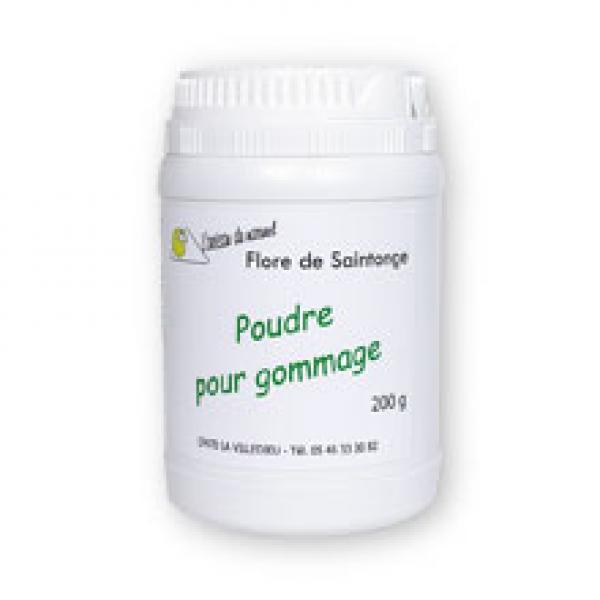 Poudre pour Gommage-Flore de Saintonge
