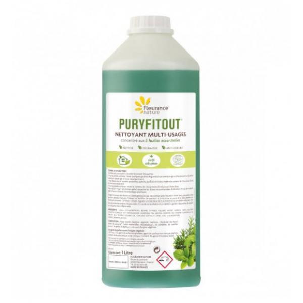 Puryfitout, produit d'entretien naturel - Fleurance Nature