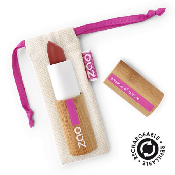 Rouges à lèvres et sa recharge - Zao Make-Up