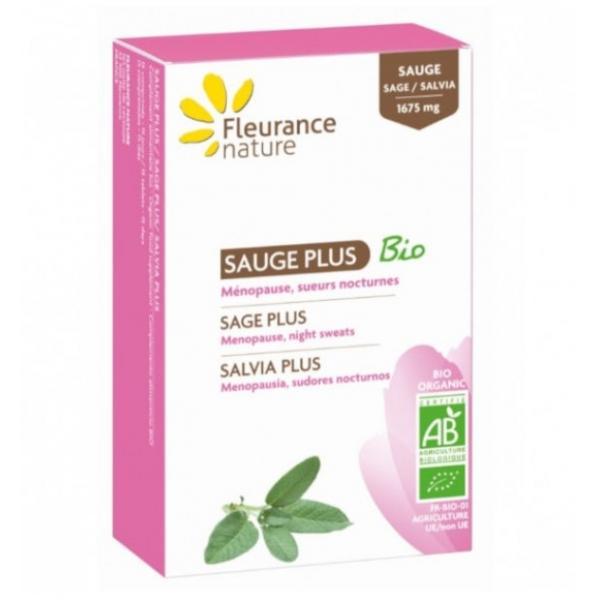 Sauge Plus Bio - Fleurance Nature