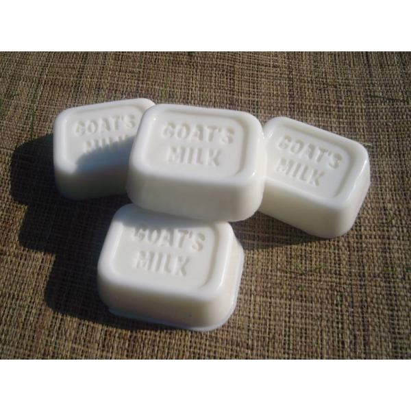 savon au lait de chevre bio