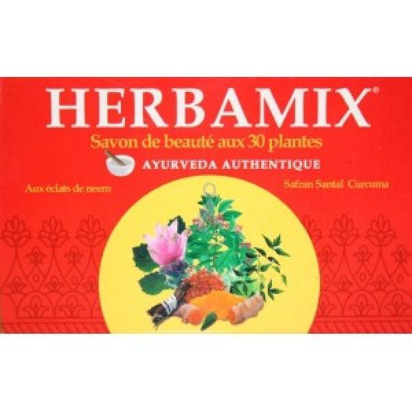 Savon Ayurvédique Herbamix aux 30 Plantes Médicinales