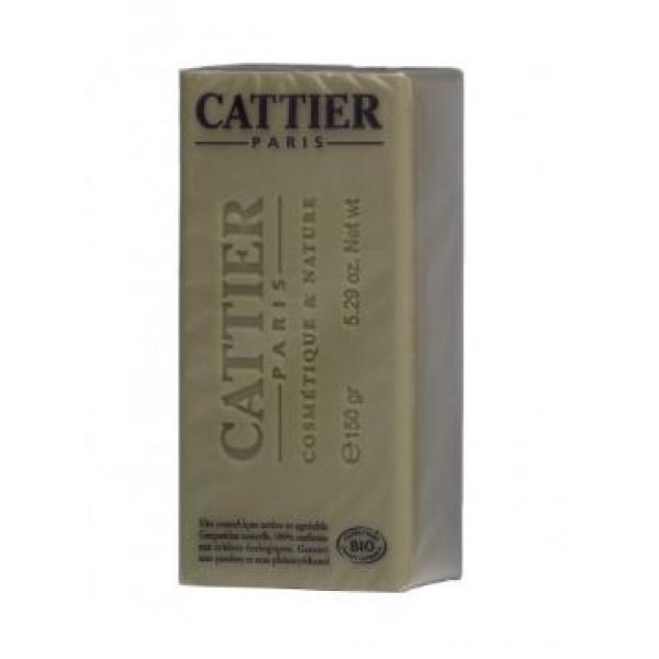 Savon doux végétal argile verte (peaux grasses) - Cattier