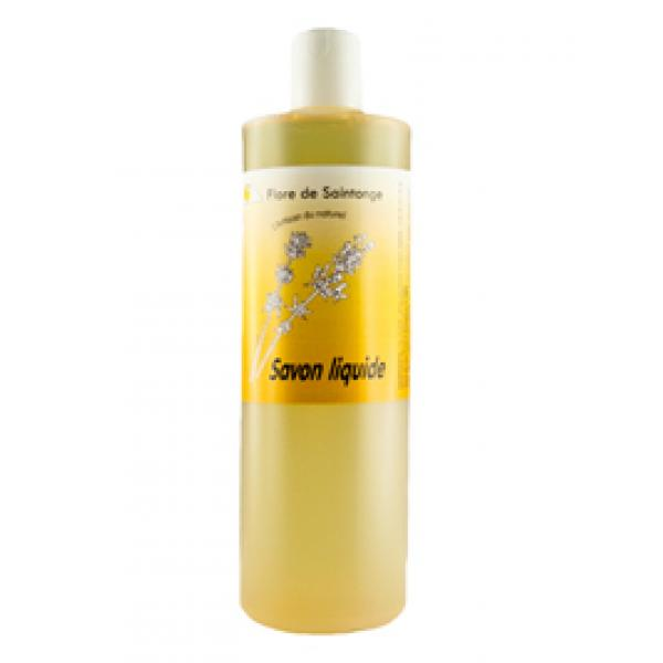 Savon Liquide Gel Douche et Hygiène Intime-Flore de Saintonge