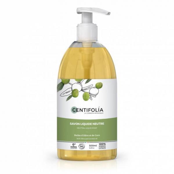 Savon Liquide Neutre bio - Centifolia