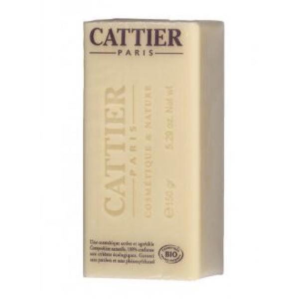 Savon végétal doux au karité (peaux sèches et sensibles) - Cattier