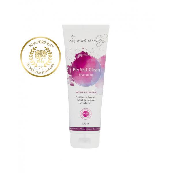 Shampoing cheveux bouclés Perfect Clean - Les Secrets de Loly