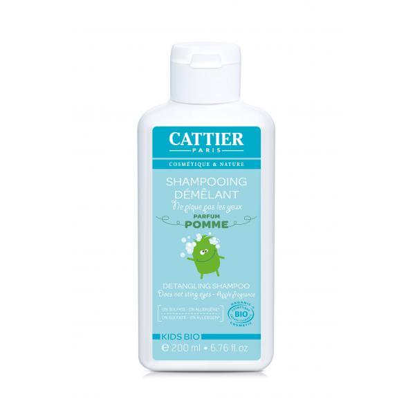 Shampooing démêlant - Cattier