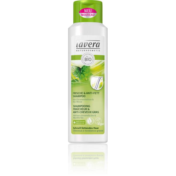 Shampooing Fraîcheur Anti-Cheveux Gras-Lavera
