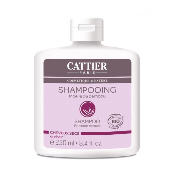 Shampooing Moelle de bambou pour cheveux secs - Cattier