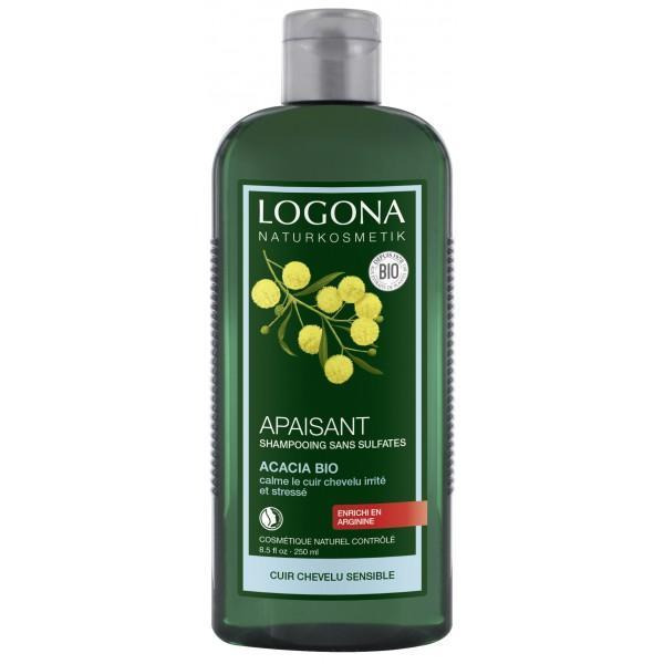 Shampooing Sensitif à l'Acacia-Logona