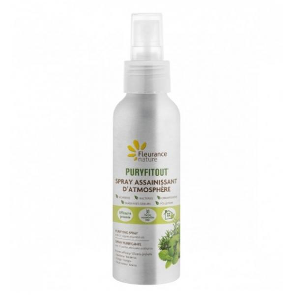Spray assainissant aux huiles essentielles - Fleurance Nature