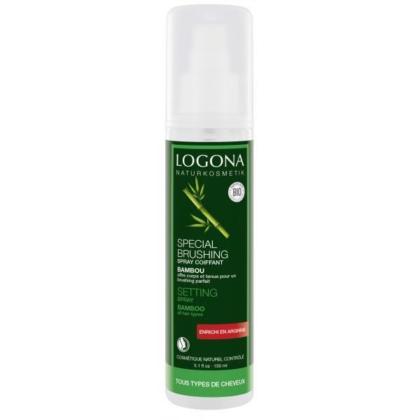 Spray Hydratant Thermo Protecteur Aloés Bio-Logona
