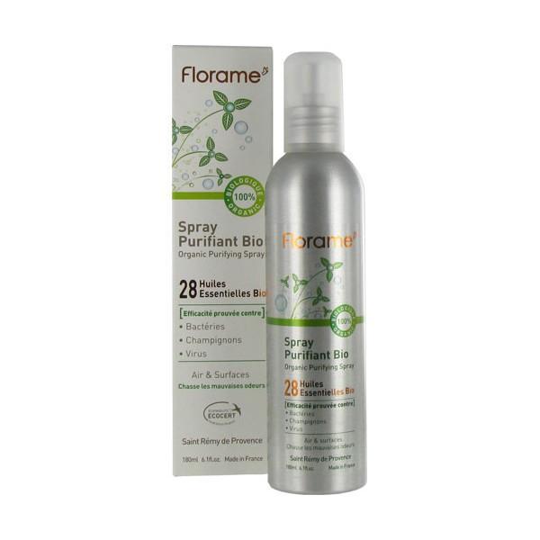 Spray Purifiant 100% Bio aux 28 Huiles Essentielles-Florame