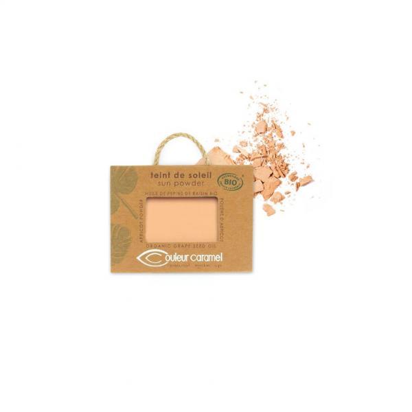 Teint de Soleil 20 Beige Nacré-Couleur Caramel