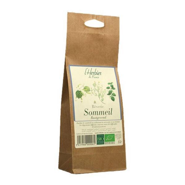 Tisane Sommeil Bio-Sachet de 35g-Herbier de France