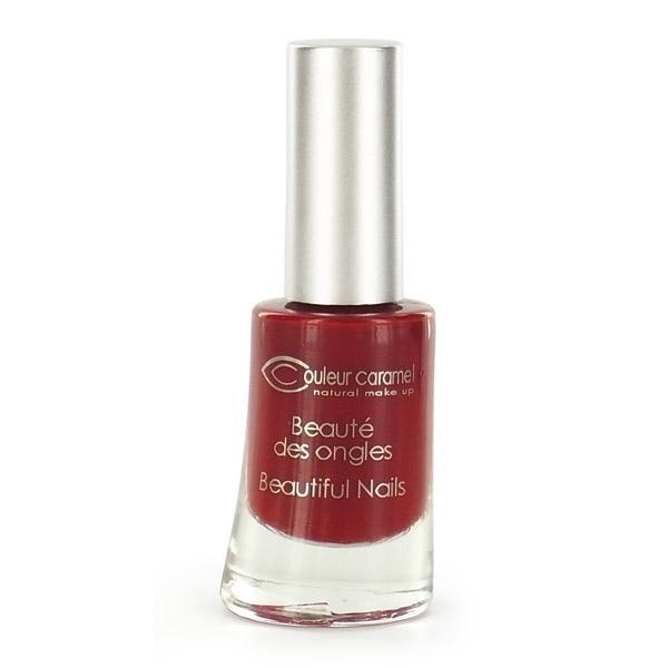 Vernis 42 Rouge Poinsettia-Couleur Caramel