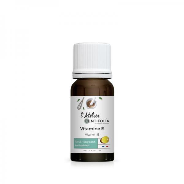 Vitamine E antioxydant - Centifolia