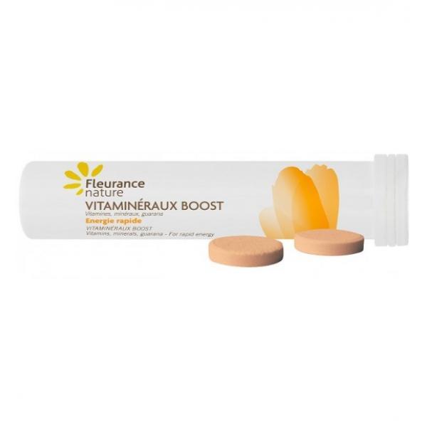 Vitaminéraux boost - Fleurance Nature
